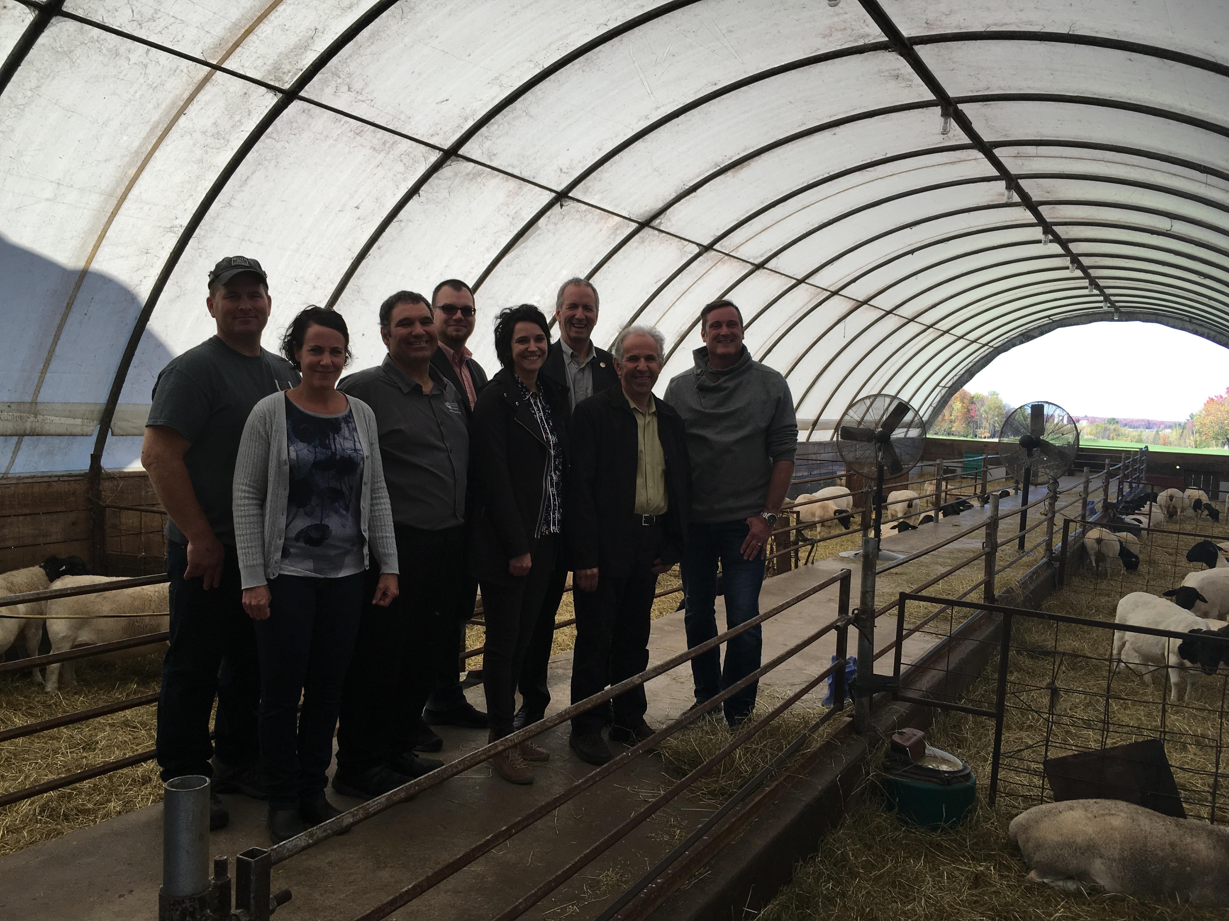 La Haute-Yamaska aura son Plan de développement de la zone agricole