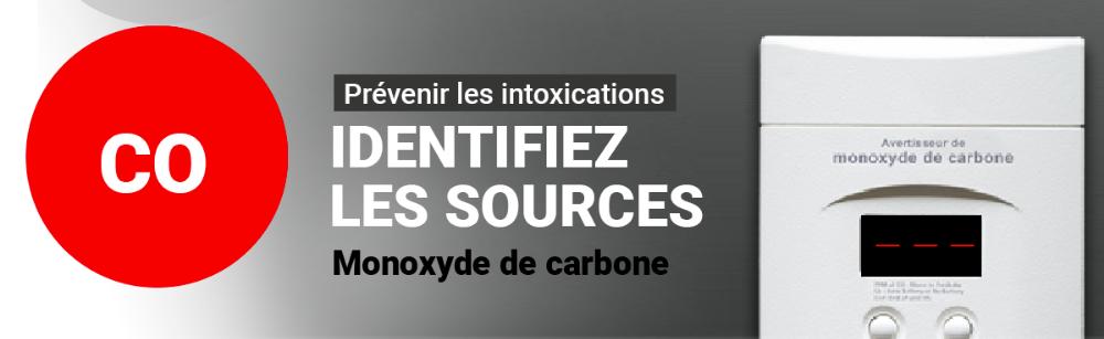 Il fait froid, attention aux intoxications au monoxyde de carbone (CO)