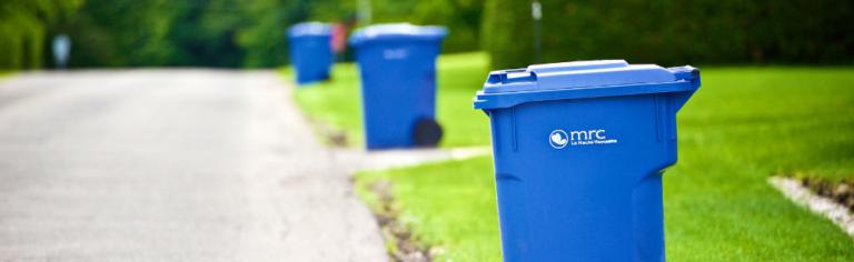 Début de la 2<sup>e</sup> phase de l'étude de caractérisation des matières recyclables
