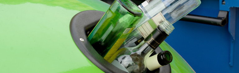 Le recyclage du verre, qu'en est-il vraiment?