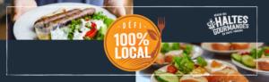 Défi 100 % local : les dix gagnants dévoilés