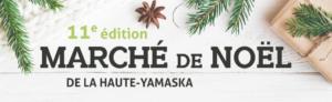11e édition du Marché de Noël de la Haute-Yamaska