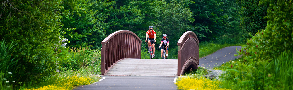 Trois nouveaux segments cyclables identifiés réseaux cyclables régionaux en Haute-Yamaska