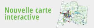 Une carte interactive pour les commerces et entreprises de la Haute-Yamaska