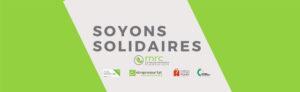 Succès monstre pour la campagne Soyons solidaires