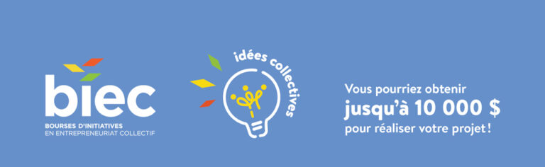 C'est le temps de voter! Deux projets de la Haute-Yamaska sont en lice aux Bourses d'initiatives en entrepreneuriat collectif