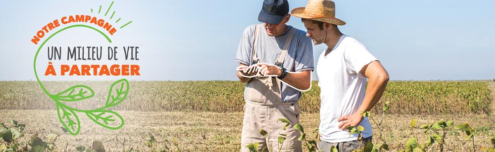 Cohabitation harmonieuse en zone agricole en Montérégie – les pesticides