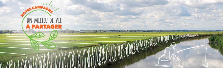 Cohabitation harmonieuse en zone agricole en Montérégie – l'eau