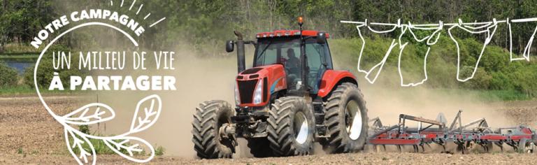 Des capsules vidéo pour présenter les réalités agricoles en Montérégie